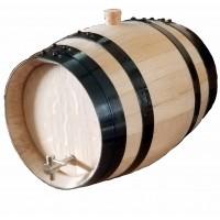 Barril 10 litros roble Español