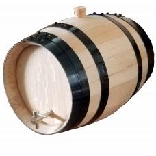 Barril 20 litros roble Español