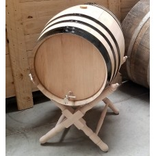Barril 64 litros roble Español