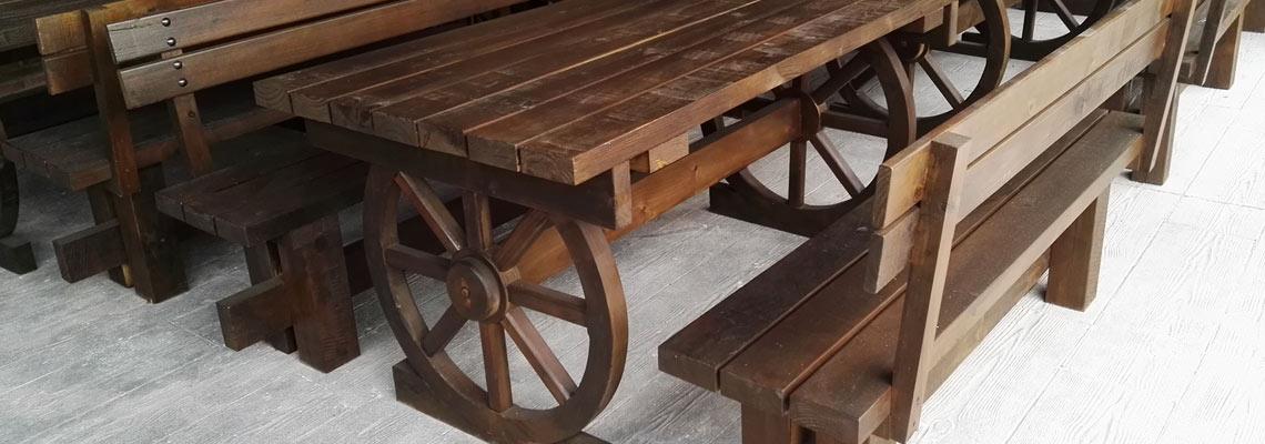 mesa ruedas