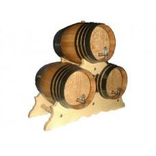 Piña de 3 barriles de 4 litros